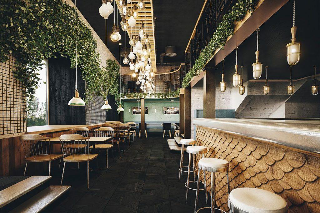 Facts about restaurant interior design