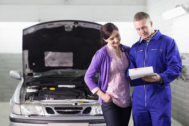 Finding luxury car repair services