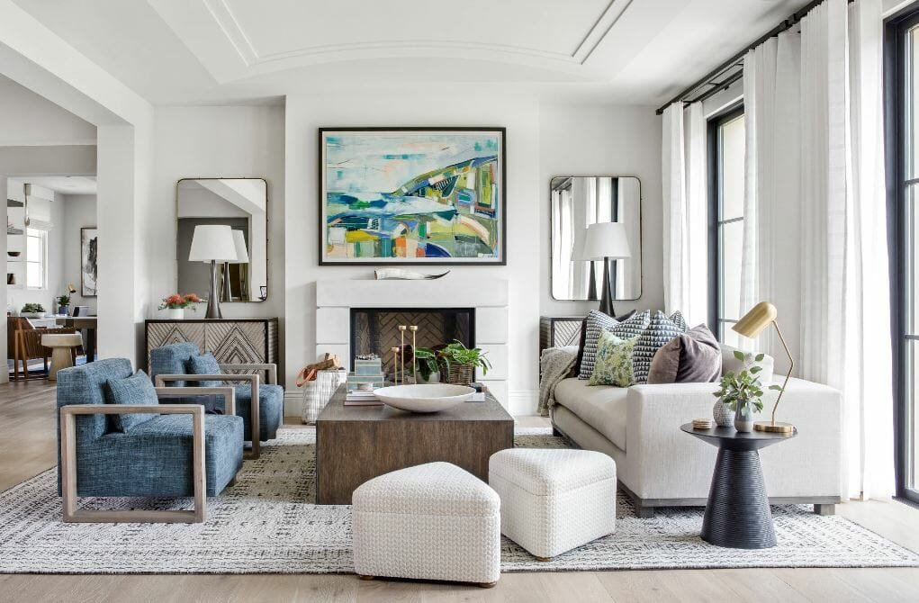 Who should you hire for your interior design projects