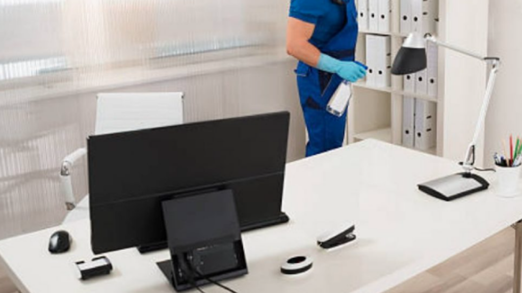 Reasons to hire cleaning services